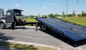 2018  Peterbilt with Dynamic Rotating Flatbed full