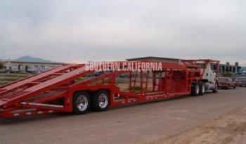 2020 Sun Valley 7 Car Carrier full